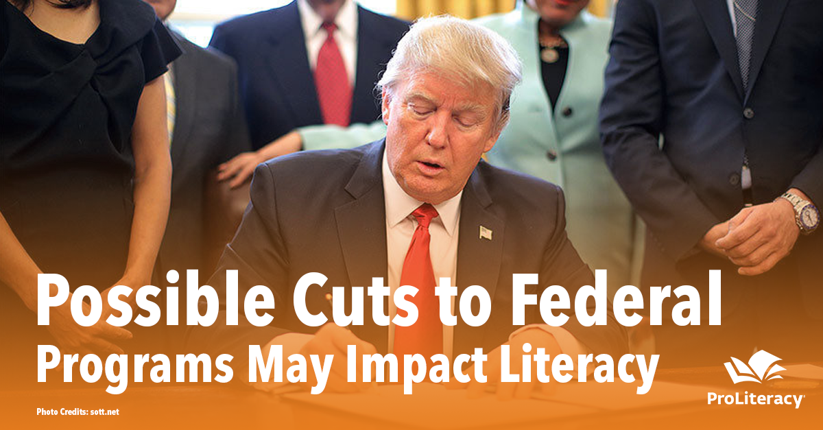 Spring is traditionally budget season in Washington, D.C., and this spring will bring a number of recommendations and proposals that may give us a hint of what is to come for adult literacy at the federal level.