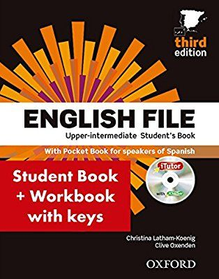 English File Upper-Intermediate: Student's Book Work Book