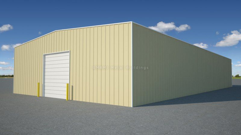 50 X 100 Mbmi Metal Buildings Gable Roof Design Metal Buildings For Sale Metal Building Homes