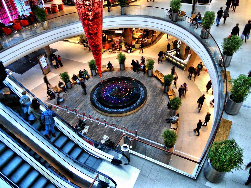 Garden Centre: Galeria Malta...,...shopping....