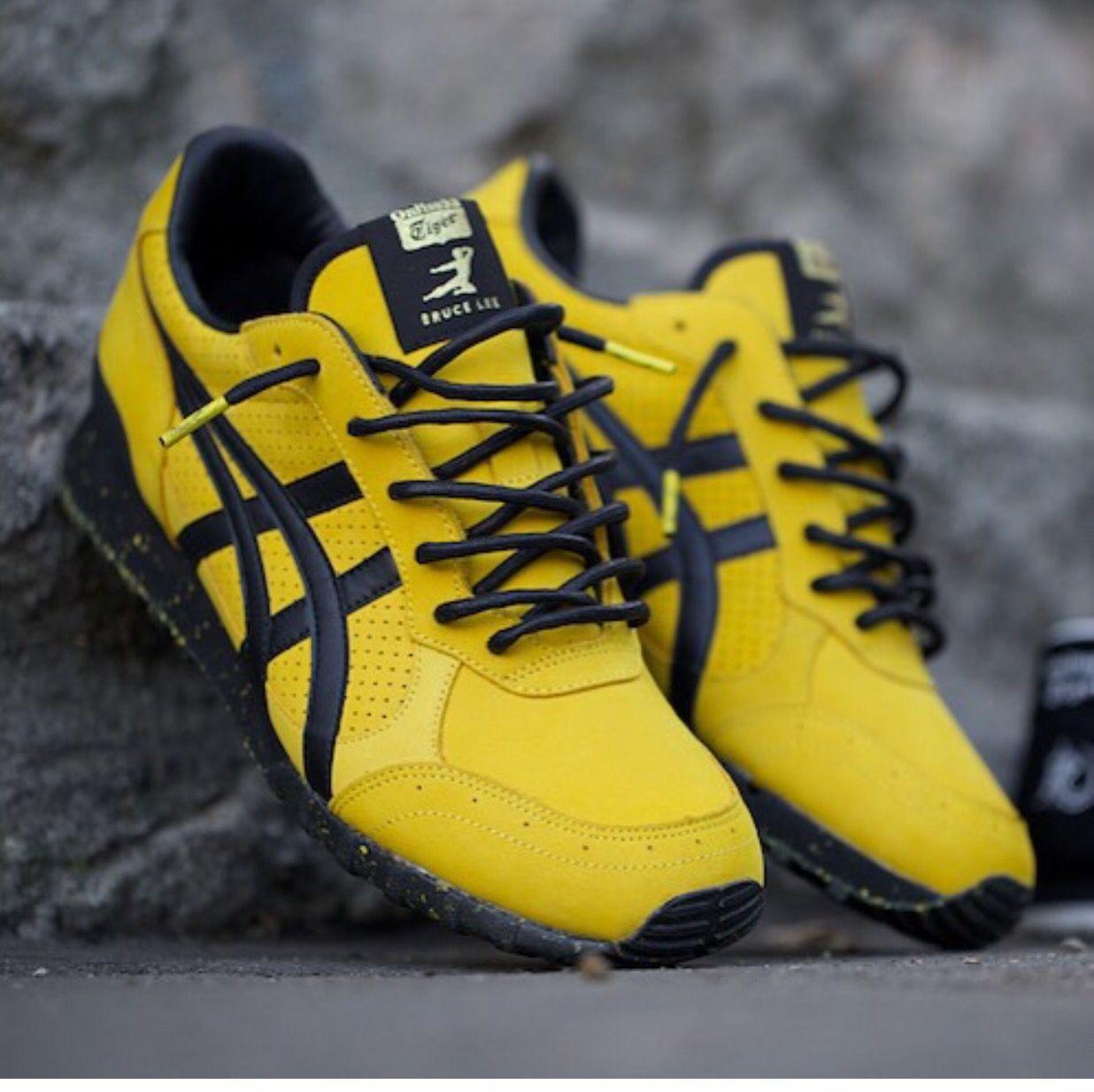 wholesale dealer 5260c de2ab Asics- Onitsuka Tiger - Bruce Lee edition | Shoes in 2019 ...