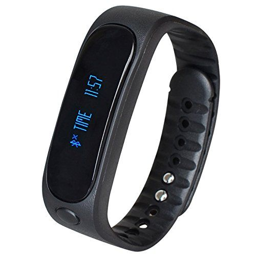 Aipker Bluetooth Smart Bracelet Watch Calorie Pedometer