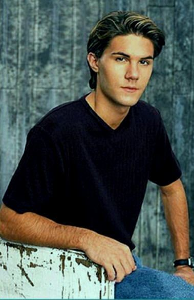 Robbie From 7th Heaven | 7th Heaven Who did you like Mary with best?