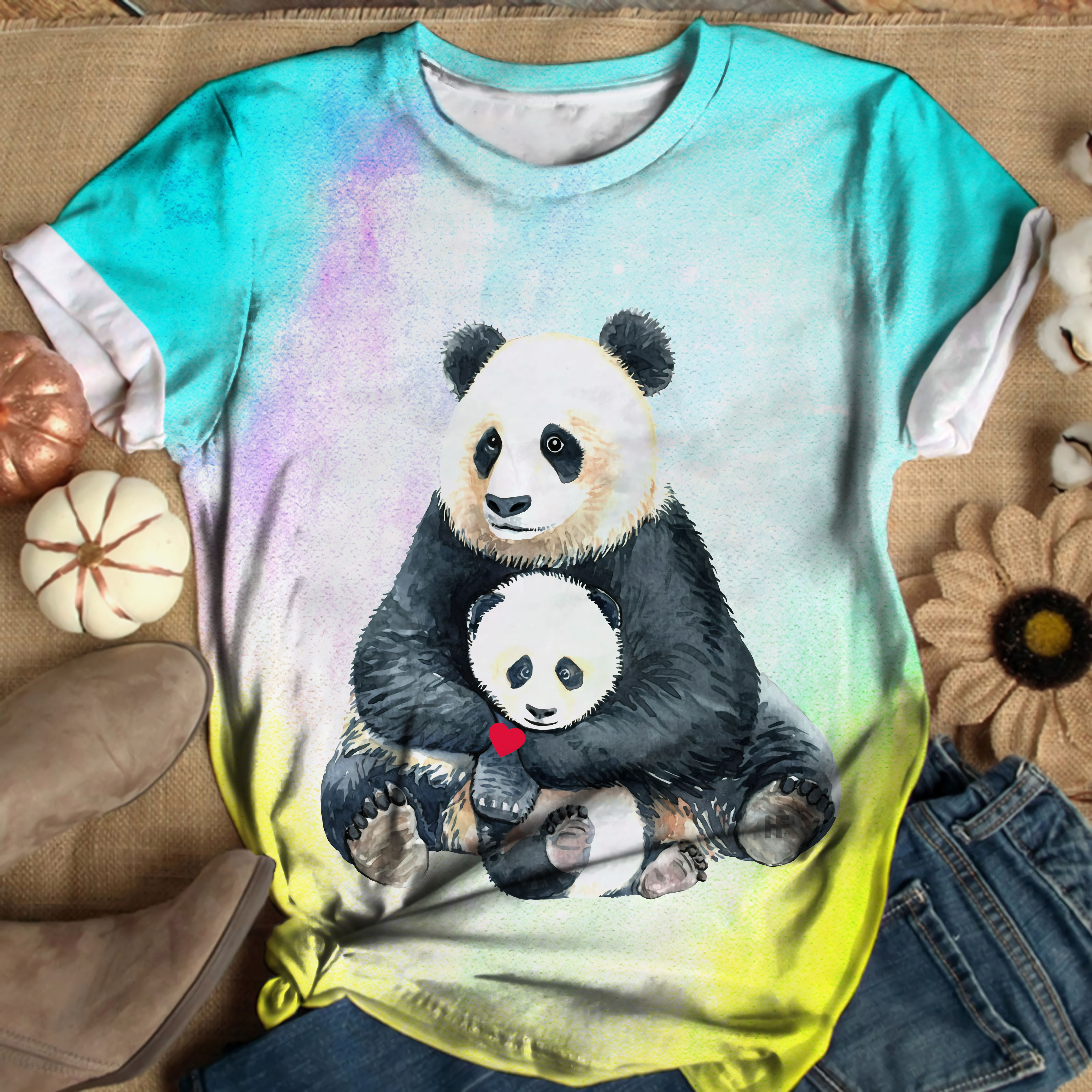 Limited version! To all the super mom in the world!! #panda #mom