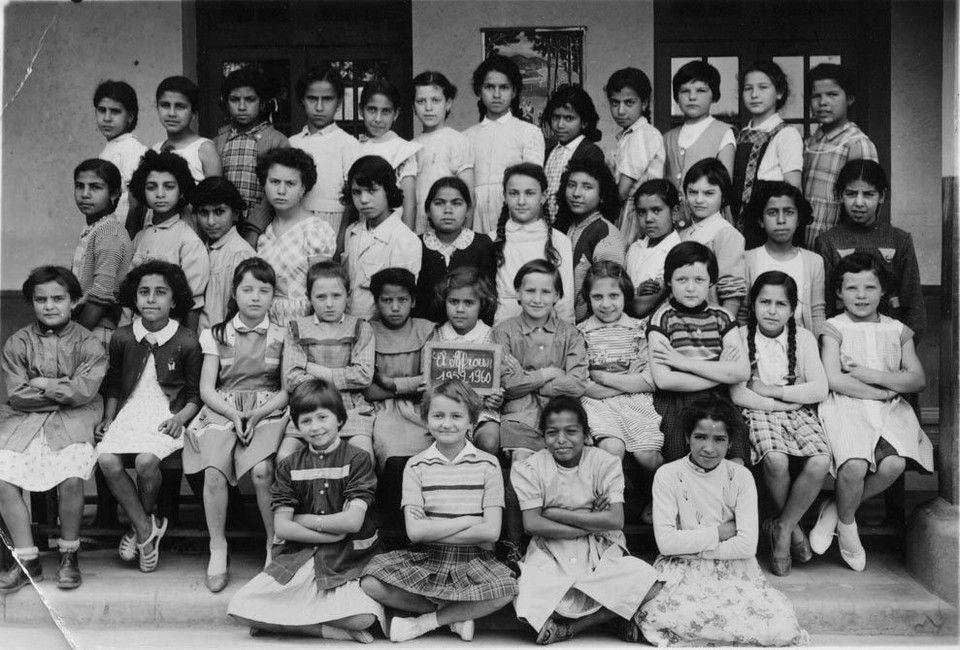 El-Affroun Ecole des filles 1960-1961