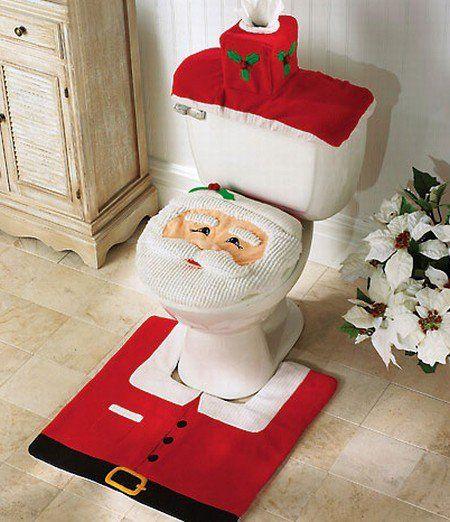 Resultado de imagen para cortinas navideñas Navidad Pinterest