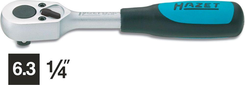 HAZET 863P Reversible Ratchet 115mm