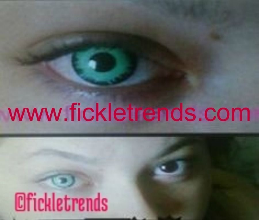 Vampire Louise Halloween contacts