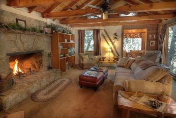 Palomar mountain vacation cabin and cottage rentals for Cabin rentals in southern california