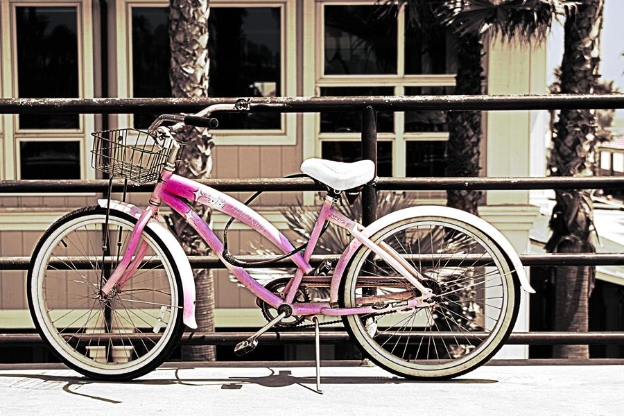 Hello bike beach bike bike huntington beach