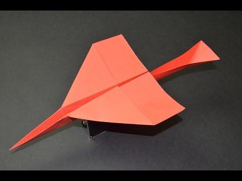 Como Hacer Un Avion De Papel Que Vuela Mucho Aviones De Papel Origami Avión Como Hacer Un Avion Aviones De Papel Manualidades De Aviones