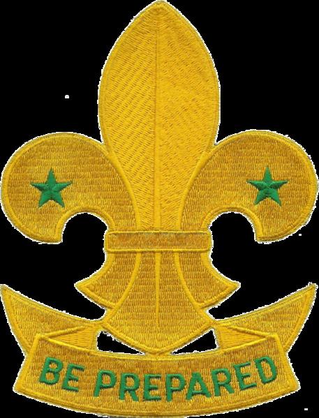 Scout Symbol Scout Lily Flower Fleur De Lys