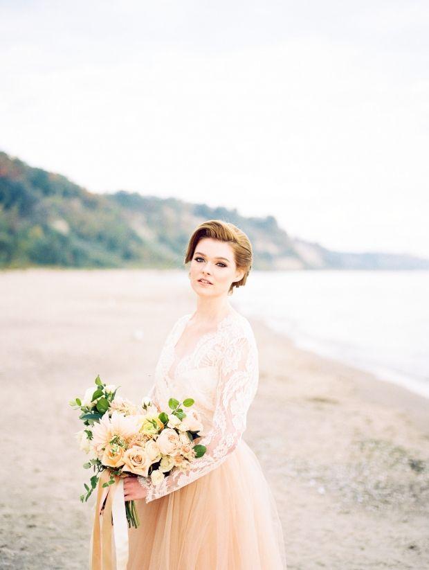 Elizabeth dye paloma gown | Vintage Wedding | Pinterest | Toronto ...