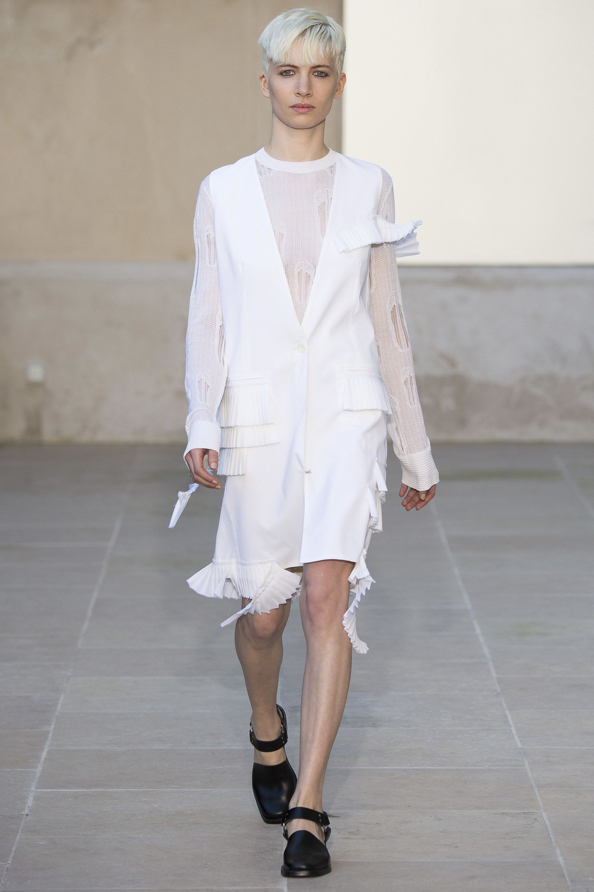 Each x Other Spring 2016 Ready-to-Wear Fashion Show - Odette Pavlova