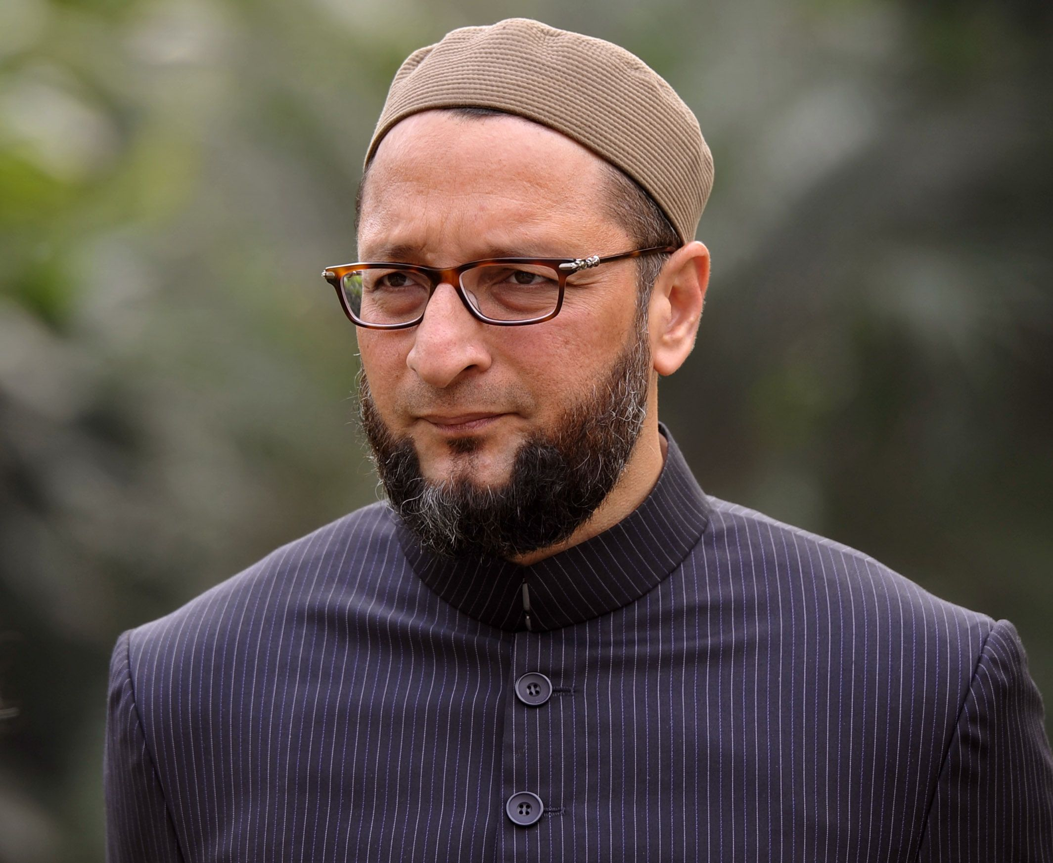 Its police retaliation: Owaisi Read complete story click here http://www.thehansindia.com/posts/index/2015-04-08/Its-police-retaliation-Owaisi-142776