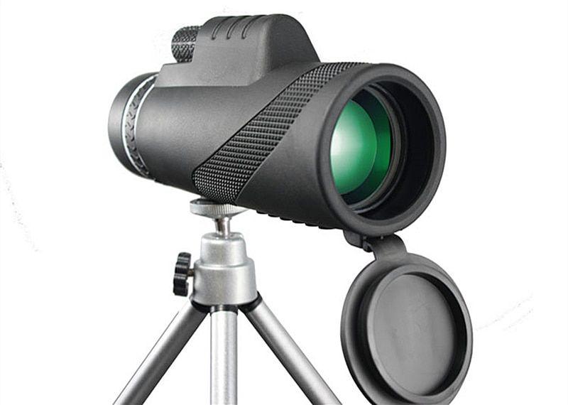 Monocular 40x60 powerful binoculars high quality zoom great handheld