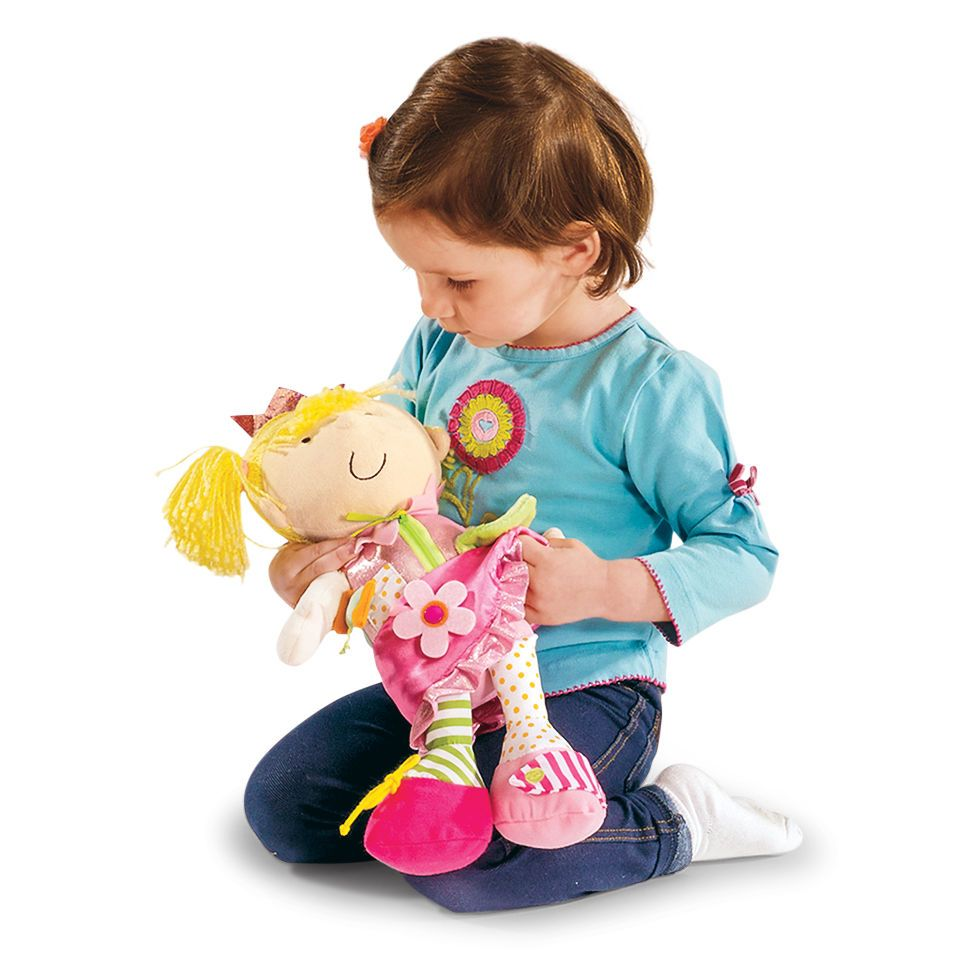 Learn-to-Dress Doll - Young Explorers Creative Educational ...