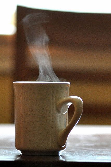 Steam Rising From Hot Coffee Hot Coffee Coffee Cafe Coffee Addict