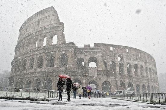 ROME! CAPUT MUNDI! Capital of the world!