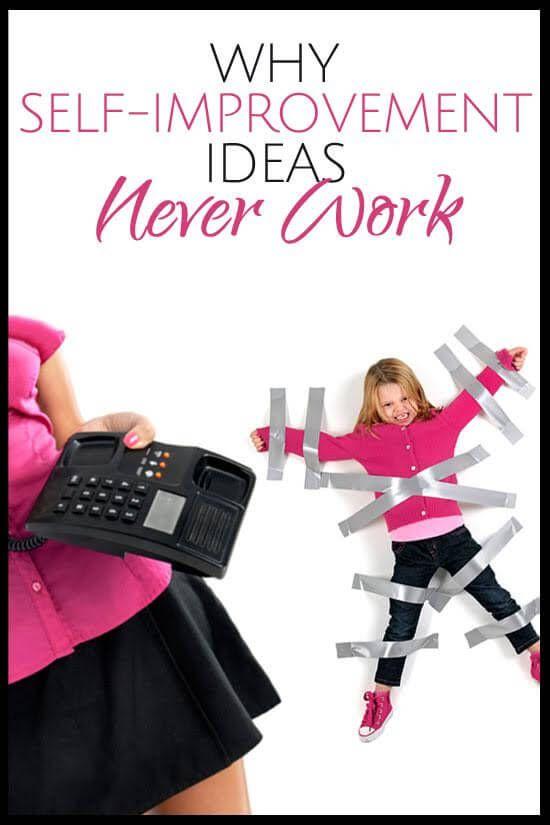 Why Self-Improvement Ideas Never Work   BonBon Break
