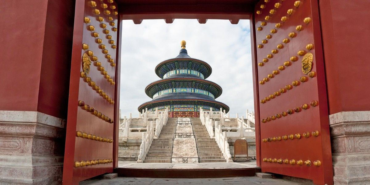 In Beijing, visit the Imperial Palace and the Temple of Heaven. #Jetsetter