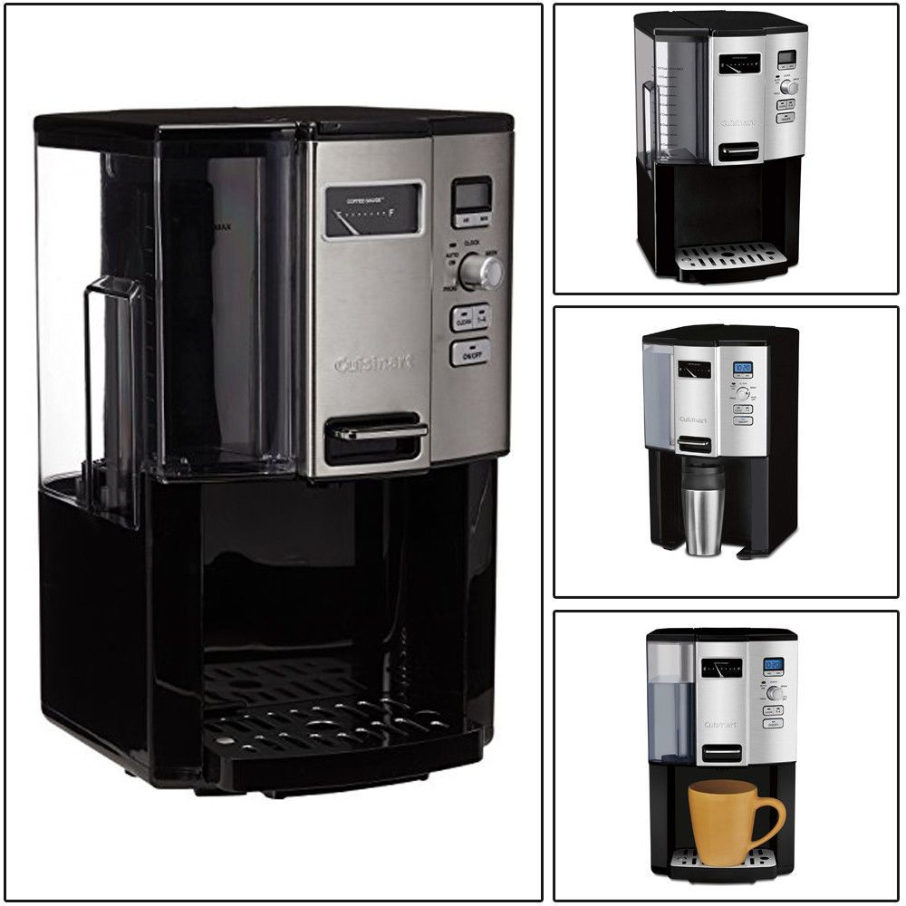 12 cup fully programmable coffee maker with auto shutoff
