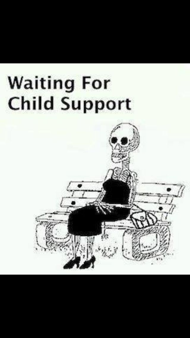 Couldn T Pay Child Support Because He Died But He Did An