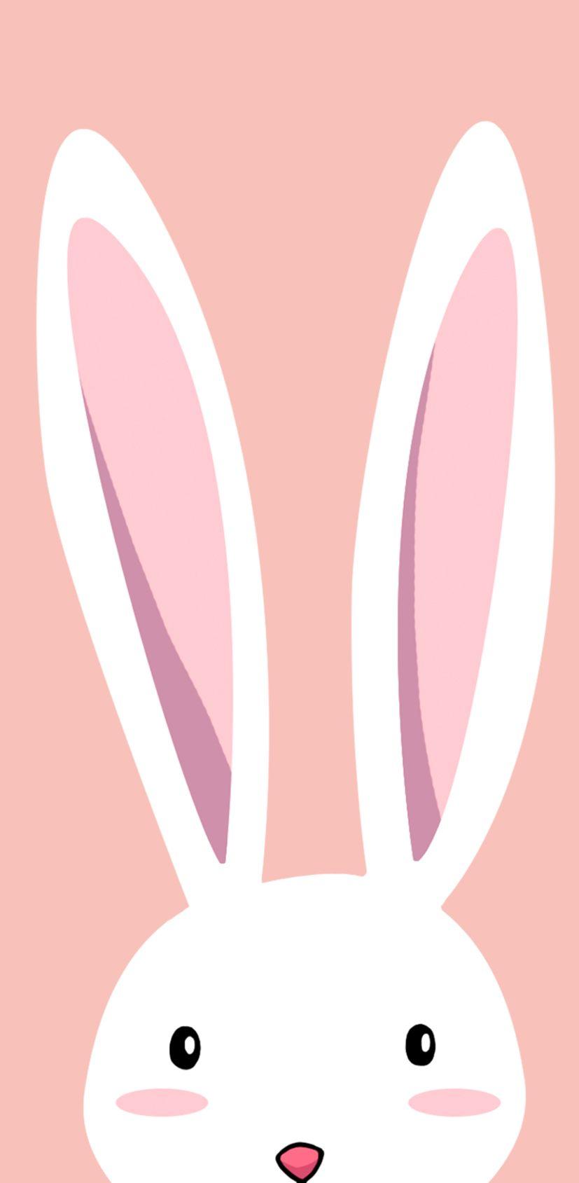 Gocase Easter Bunny Is Here Easter Wallpaper Happy Easter Wallpaper Bunny Wallpaper