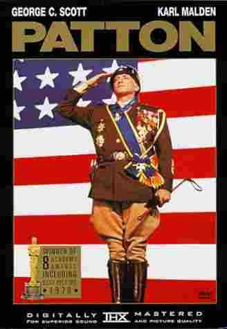 Patton - movie of General Patton from WW2 with George C. Scott as Patton. Great movie.