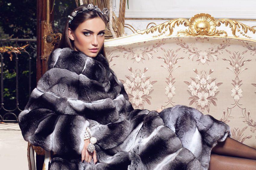 Fur Fur coats and Coats on Pinterest