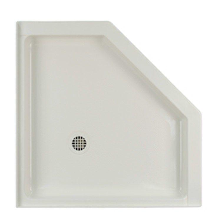 Veritek 36x36 Neo Angle Corner Shower Base Shower Base Corner