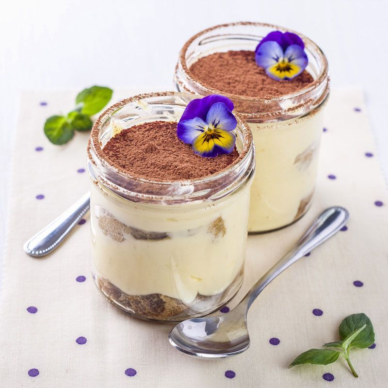Favorit Rezept für eine leichte Low Carb Vanillecreme - ein einfaches  LQ18