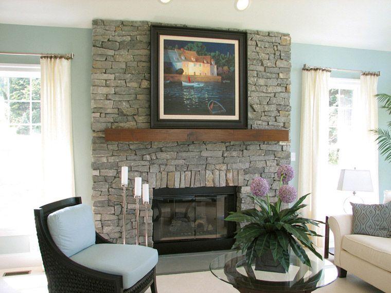 Fireplace Ideas Living Room Redo