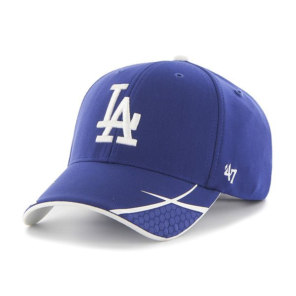 Los Angeles Dodgers Sensei MVP Royal 47 Brand Adjustable Hat