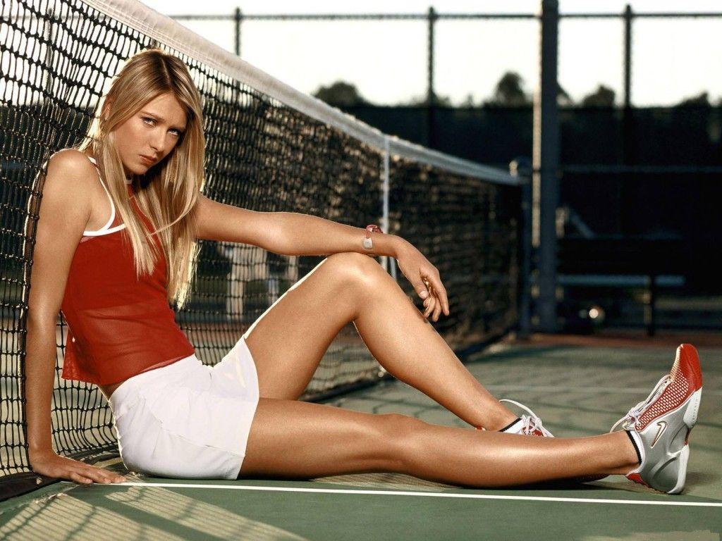 You Woman Russian Tennis Players