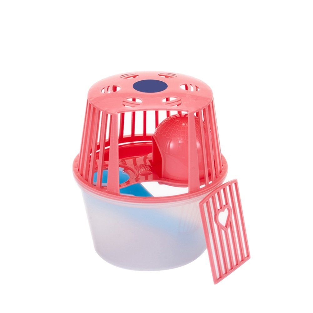 Yunt Hamster Habitat Mini Hamster Cage House Toy For Hamsters
