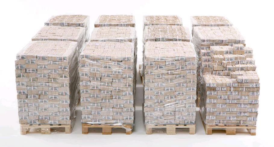 A Billion Dollars 1 Billion Dollars Dollar Money Millions Of Dollars
