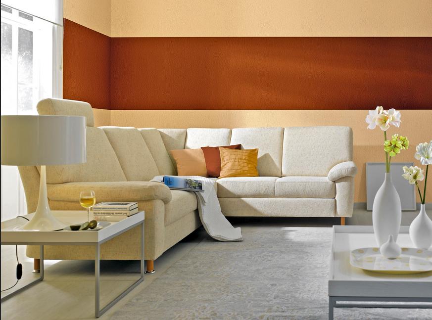 Elegant Wohnzimmer Wände Gestalten Charmantes Wohnzimmer Gestaltung