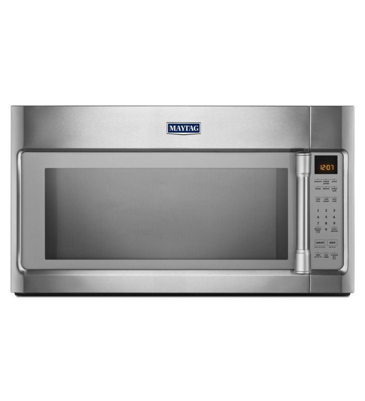 Over The Range Microwave With 400 Cfm Blo Stainless Steel Ovens