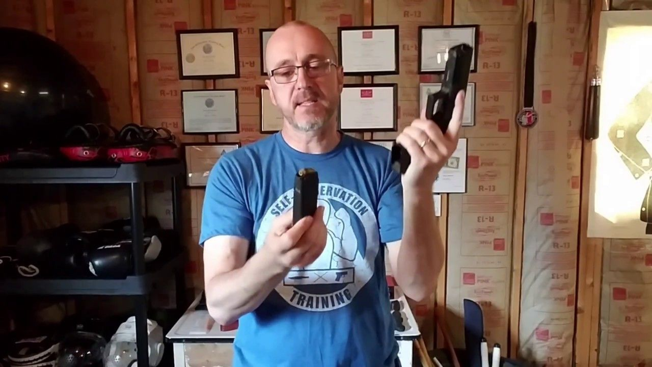 How to clear a handgun malfunction