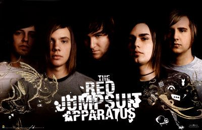 Red Jumpsuit Apparatus | Fashion Ql