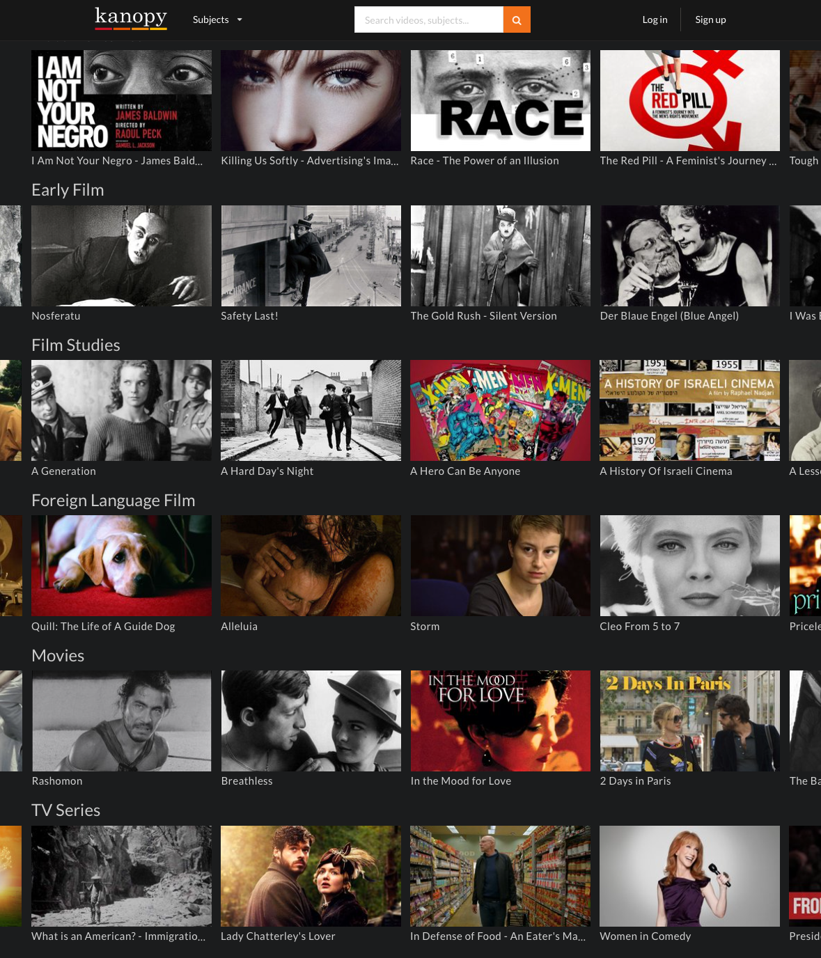 20 Streaming Services That Aren't Netflix, Hulu, or Amazon