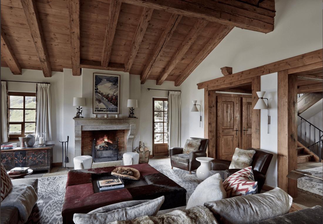 Inspiration Of The Week Swiss Chalet Swiss Chalet Chalet Interior Interior Design