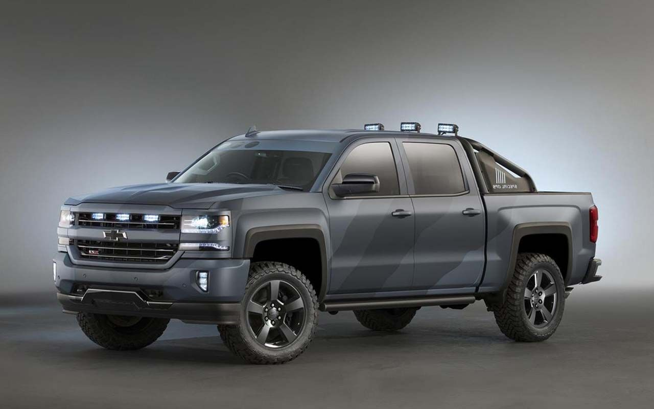 New model 2018 chevy silverado will reportedly get a host of improvements including more expressive styling new engines specs price and release date