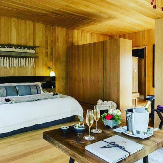 Happy #Friday! You could be #relaxing in one of the gorgeous #suites @hotelviravira in gorgeous #Pucon #Chile