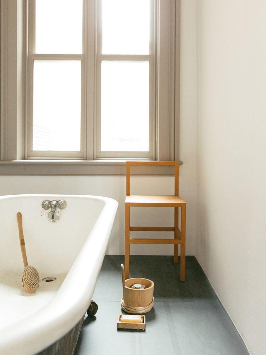 Bathroom Plumbing 101 Interior judd foundation, 101 spring street - cereal magazine | home