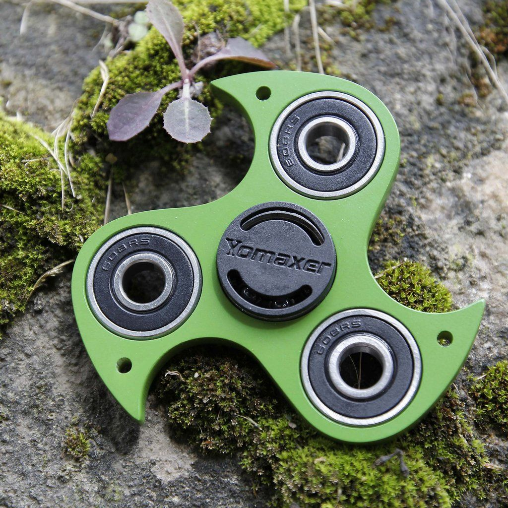 Yomaxer the Lovely Turtledove Fidget Spinner EDC toy (M17816-GN)