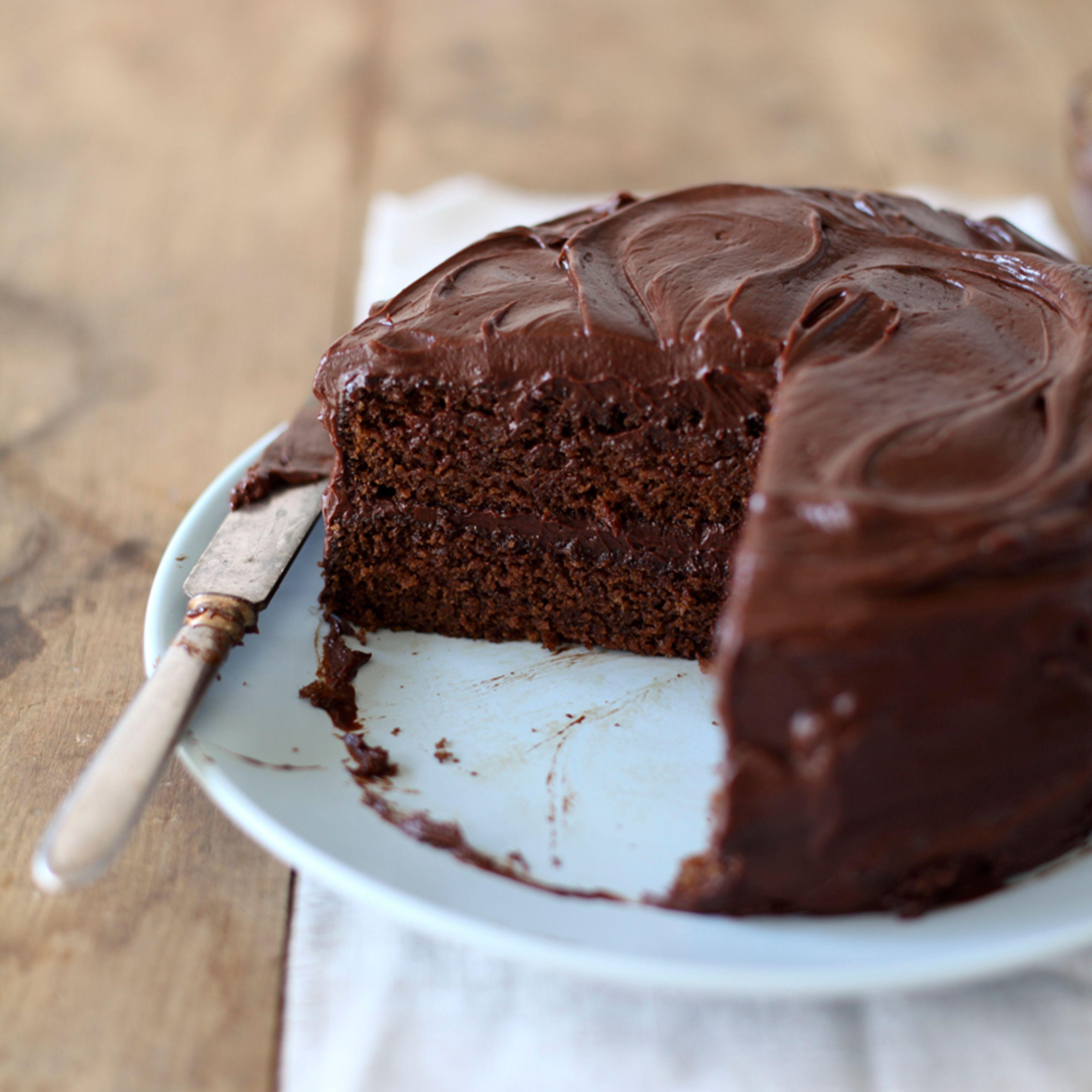 Mom's Chocolate Cake | Recipe | Chocolate cake, Chocolate and ...