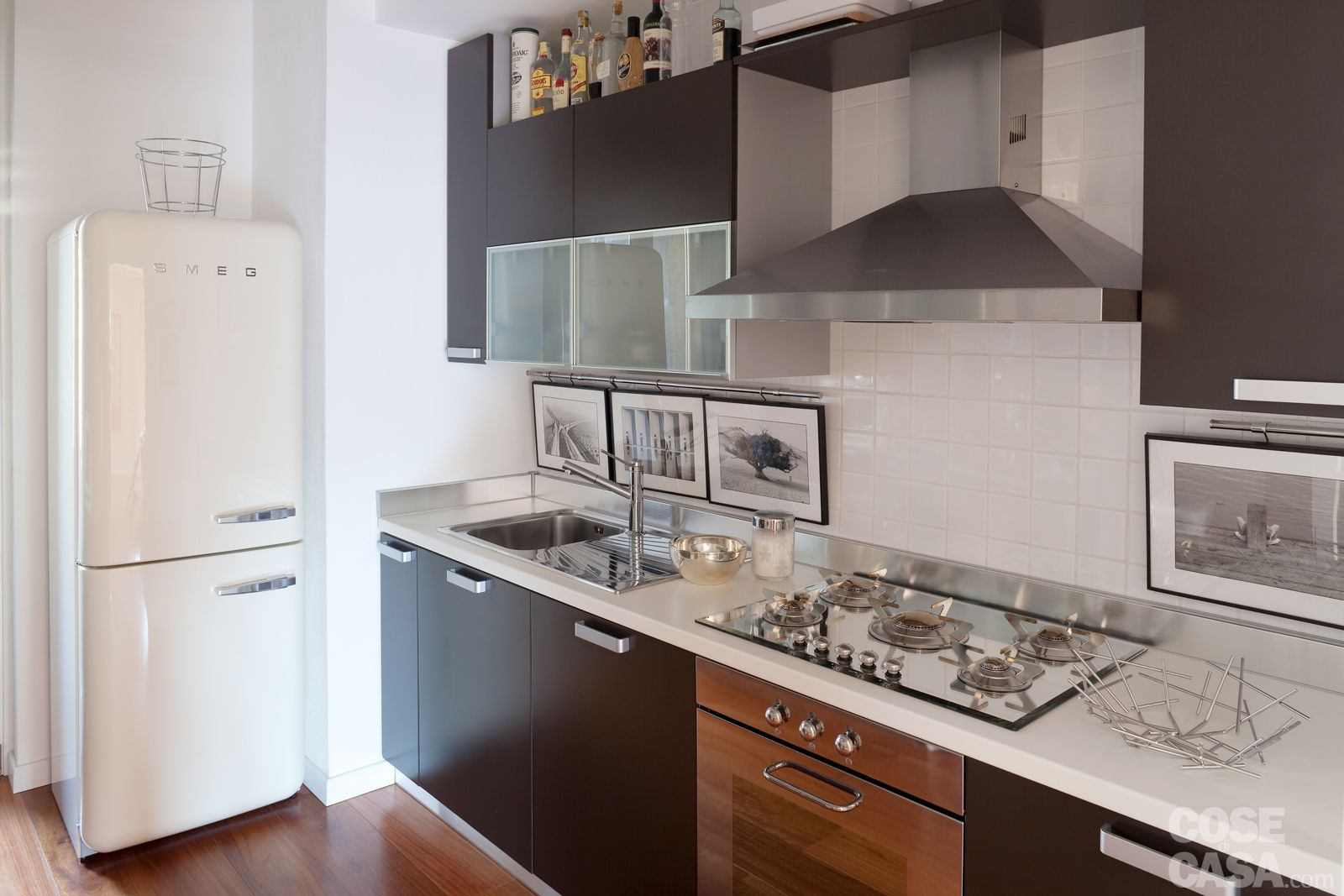 Awesome Cappe In Acciaio Per Cucine Contemporary - Design & Ideas ...