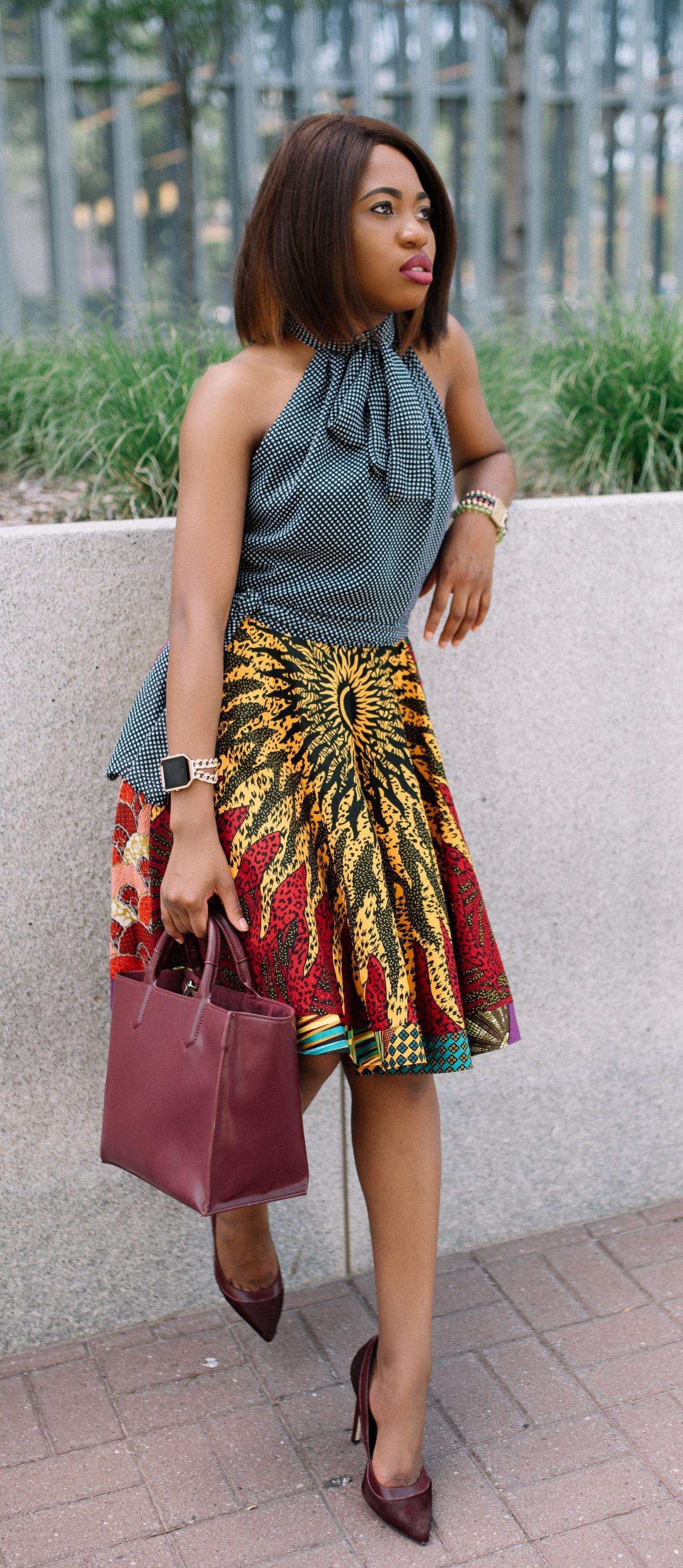 Ankara short dresses style fuste pinterest rochii și croitorie